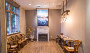 Basler Family Chiropractic Office Interior